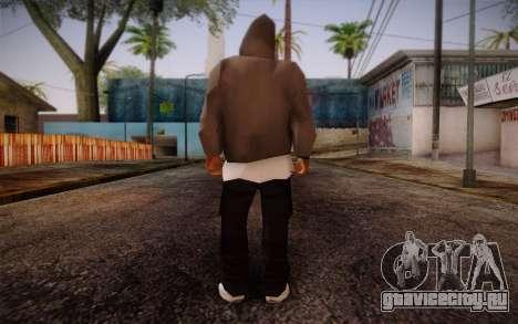 New Fam Skin 3 для GTA San Andreas второй скриншот