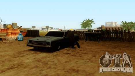 Оживление заправок Лос Сантоса для GTA San Andreas шестой скриншот