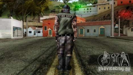GTA 4 Skin 11 для GTA San Andreas второй скриншот