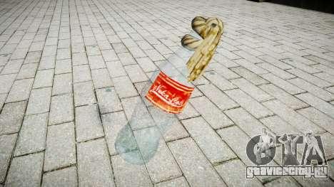 Коктейль Молотова -Nuka Cola- для GTA 4 второй скриншот