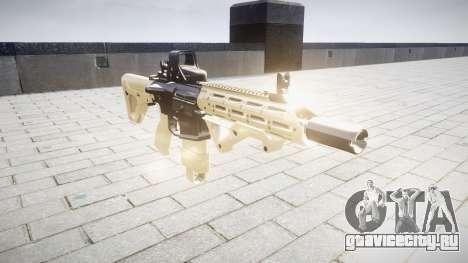 Винтовка AR-15 CQB eotech target для GTA 4