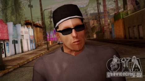 Gedimas Wmybar Skin HD для GTA San Andreas третий скриншот