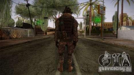 Modern Warfare 2 Skin 5 для GTA San Andreas второй скриншот