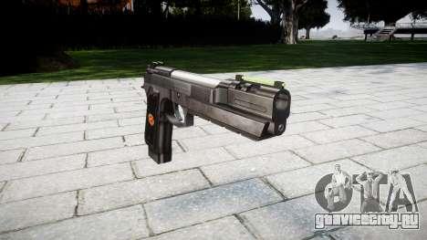 Пистолет Beretta M92 Samurai Edge S.T.A.R.S. для GTA 4