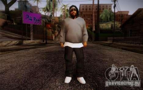 New Fam Skin 3 для GTA San Andreas