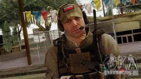 Modern Warfare 2 Skin 16 для GTA San Andreas третий скриншот