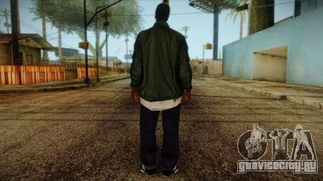 New Ryder Skin для GTA San Andreas второй скриншот
