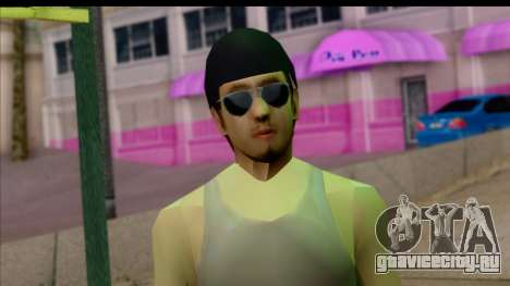 GTA San Andreas Beta Skin 6 для GTA San Andreas третий скриншот