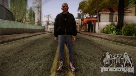 Gedimas Bjorn Skin HD для GTA San Andreas