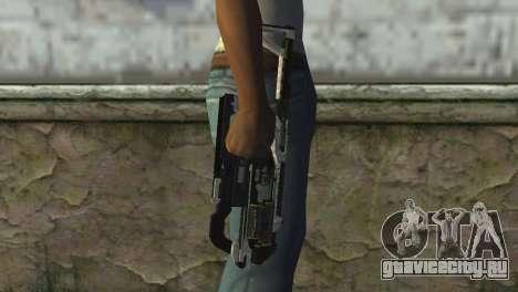 K-Volt from Crysis 3 для GTA San Andreas третий скриншот