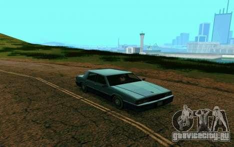 ENB для средних и слабых ПК для GTA San Andreas четвёртый скриншот