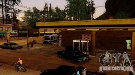 Оживление заправок Лос Сантоса для GTA San Andreas четвёртый скриншот