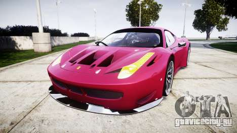 Ferrari 458 GT2 для GTA 4