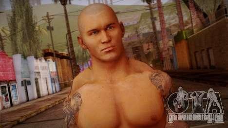 Randy Orton from Smackdown Vs Raw для GTA San Andreas третий скриншот