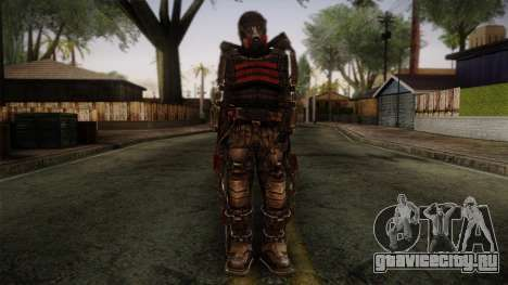 Duty Exoskeleton для GTA San Andreas