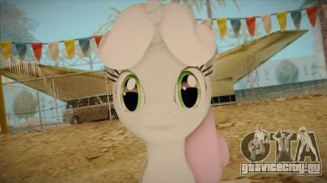 Sweetiebelle from My Little Pony для GTA San Andreas третий скриншот
