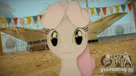 Sweetiebelle from My Little Pony для GTA San Andreas третий скриншот