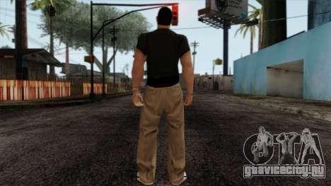 LCN Skin 2 для GTA San Andreas второй скриншот