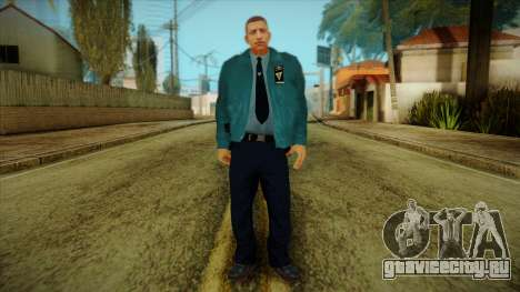 GTA 4 Emergency Ped 3 для GTA San Andreas