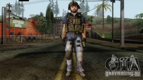 Modern Warfare 2 Skin 12 для GTA San Andreas