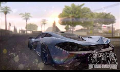 Corsar PayDay 2 ENB для GTA San Andreas третий скриншот