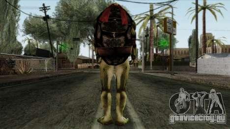 Рафаэль (Черепашки Ниндзя) для GTA San Andreas второй скриншот