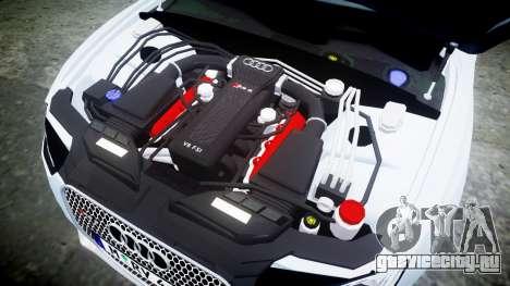 Audi RS5 2012 v2.0 для GTA 4 вид сбоку