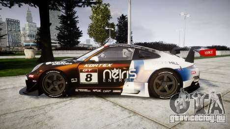 RUF RGT-8 GT3 [RIV] Nelris для GTA 4 вид слева