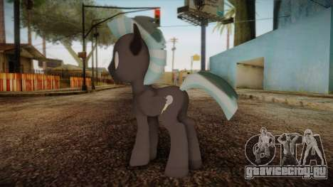 Thunderlane from My Little Pony для GTA San Andreas второй скриншот