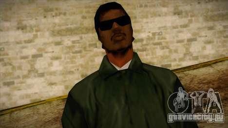 New Ryder Skin для GTA San Andreas третий скриншот