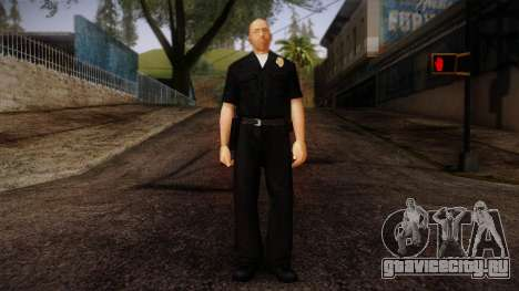 GTA San Andreas Beta Skin 9 для GTA San Andreas