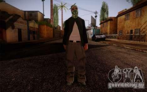 New Lsv Skin 2 для GTA San Andreas