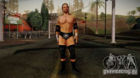 Triple H from Smackdown Vs Raw для GTA San Andreas