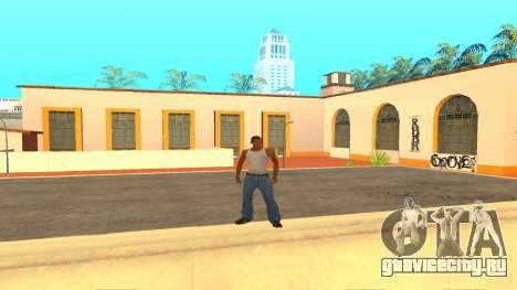 ColorMod v1.1 для GTA San Andreas второй скриншот