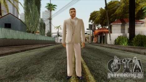 LCN Skin 1 для GTA San Andreas