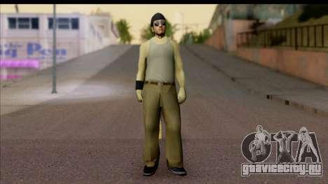 GTA San Andreas Beta Skin 6 для GTA San Andreas