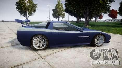 Invetero Coquette X для GTA 4 вид слева