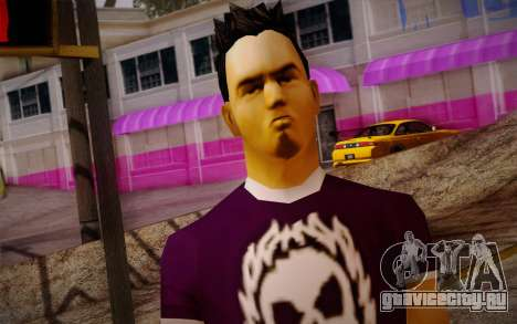 Ginos Ped 28 для GTA San Andreas третий скриншот