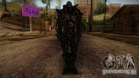 Heller Armored from Prototype 2 для GTA San Andreas