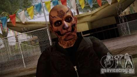 Gedimas Bjorn Skin HD для GTA San Andreas третий скриншот