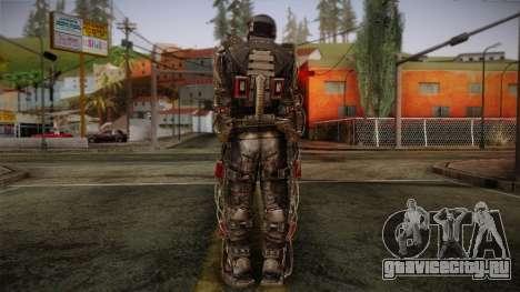 Duty Exoskeleton для GTA San Andreas второй скриншот
