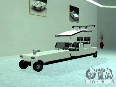 Limgolf для GTA San Andreas
