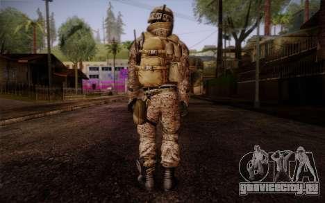Campo from Battlefield 3 для GTA San Andreas второй скриншот