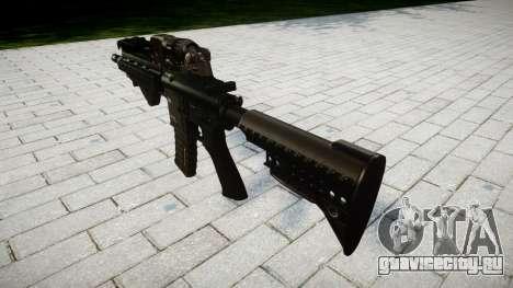 Винтовка HK416 CQB target для GTA 4 второй скриншот