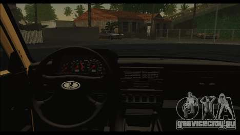 Lada 4x4 Urban для GTA San Andreas вид сзади слева