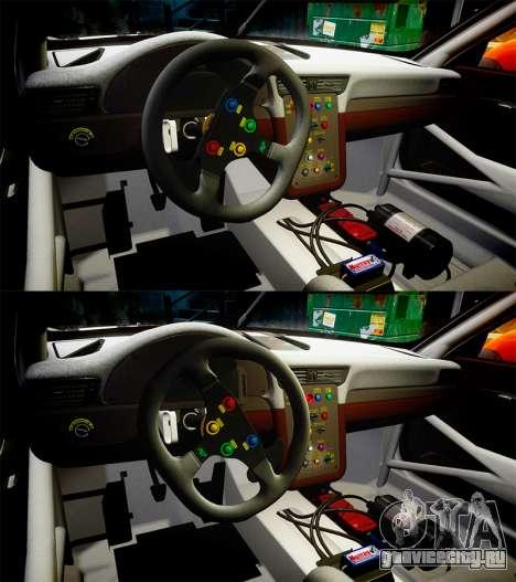 RUF RGT-8 GT3 [RIV] YCA для GTA 4 вид сверху