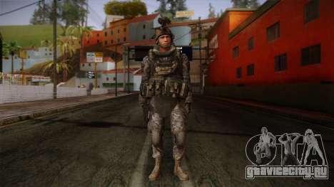 Modern Warfare 2 Skin 5 для GTA San Andreas