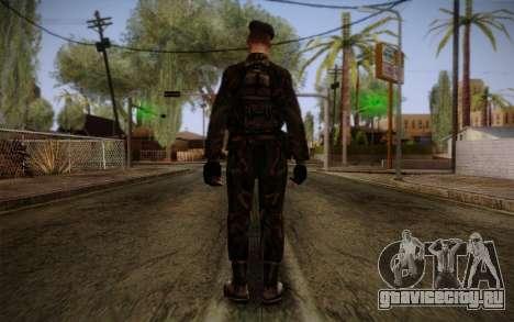 Soldier Skin 2 для GTA San Andreas второй скриншот