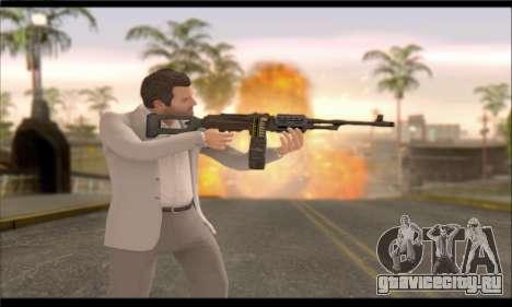 Corsar PayDay 2 ENB для GTA San Andreas шестой скриншот