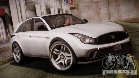 Fathom FQ2 from GTA 5 IVF для GTA San Andreas